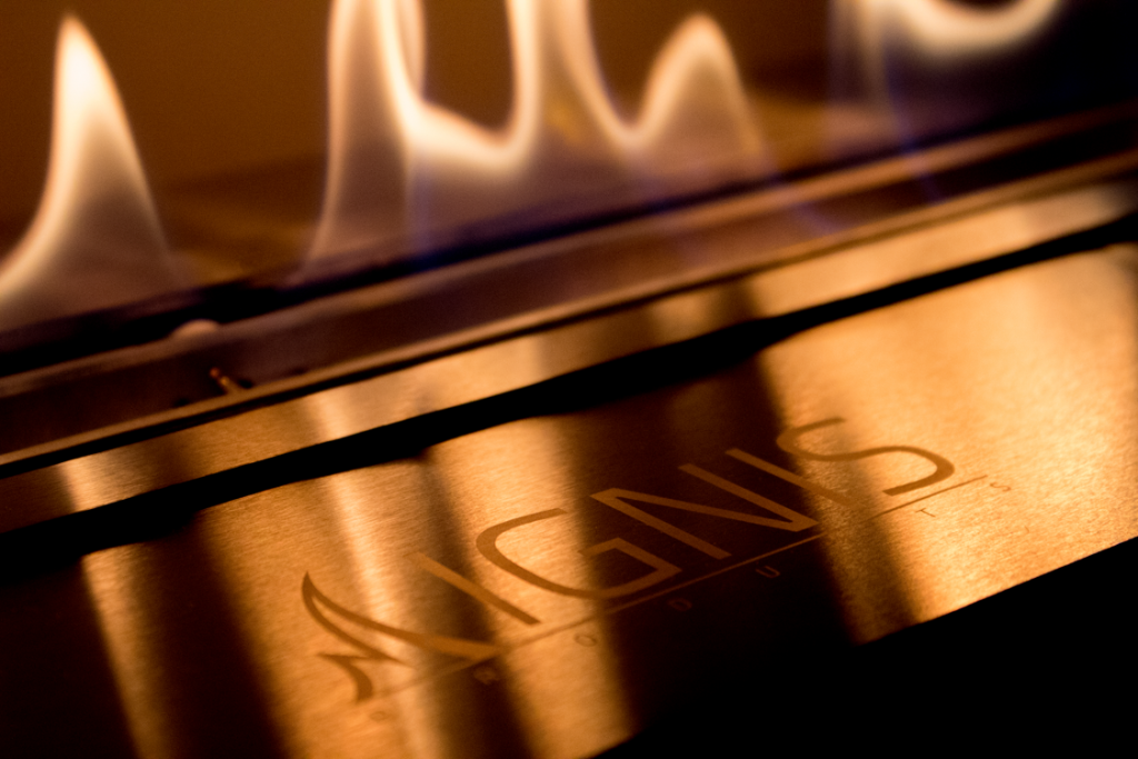 Ventless Smart Fireplace Inserts by IGNIS®