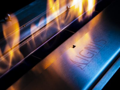 IGNIS® Ethanol Fireplace Inserts. Safe Solutions.