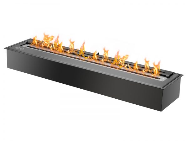 EB3600 Black Ethanol Fireplace Burner Insert