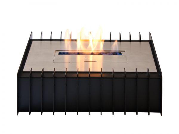 EBG1400 Bio Ethanol Fireplace Grate - Front View