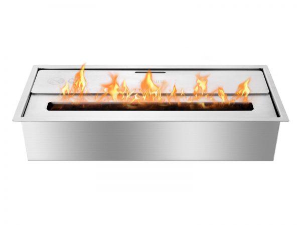 EHB1800 - Ventless Ethanol Burner Insert - Front View