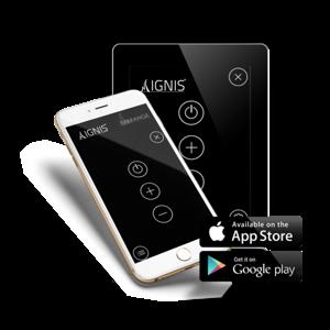 IGNIS® Smart Burner App Phone Tablet Stores