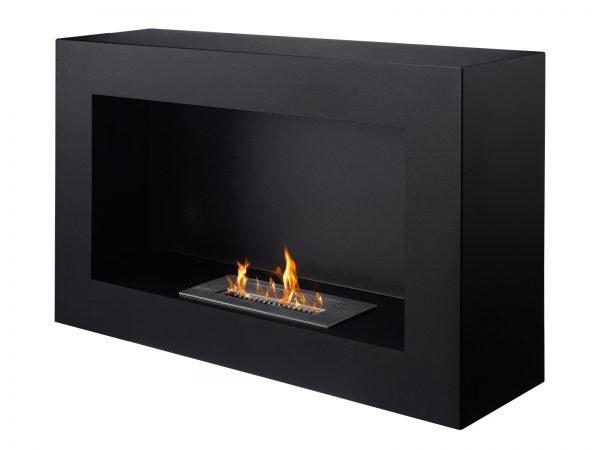 Spectrum Freestanding Ethanol Fireplace