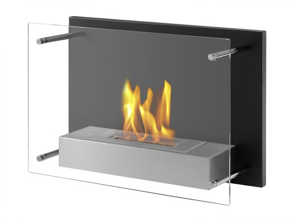 Wall Mounted Ethanol Fireplace Senti by Ignis
