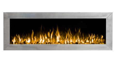 INTU Recessed Electric Fireplace Manual